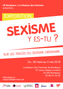affiche A4 exposition hf 2019